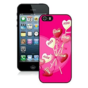 Valentine's Day Iphone 5s Case Iphone 5 Case 43 Phone Cases for Lovers by icecream design