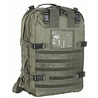 Voodoo Tactical Deluxe Professional Special Ops Field Medical Pack - Olive Drab OD Green 15-8174 (B004YW5TMO) | Amazon price tracker / tracking, Amazon price history charts, Amazon price watches, Amazon price drop alerts