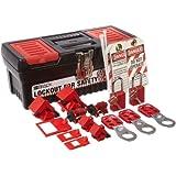 Brady Personal Breaker Lockout Toolbox Kit