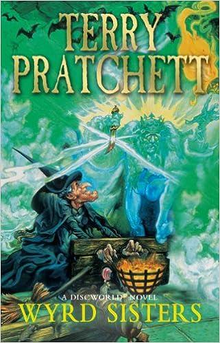 Weird Sisters Terry Pratchett 3