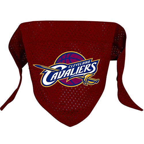 Hunter MFG Cleveland Cavaliers Mesh Dog Bandana, Large