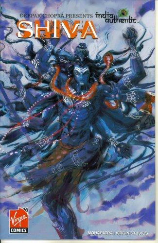 India Authentic #6 - Shiva (Virgin Comics) pdf epub