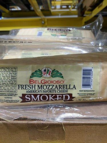 (BelGioioso Smoked Fresh Mozzarella 2 Lb (2 Pack))