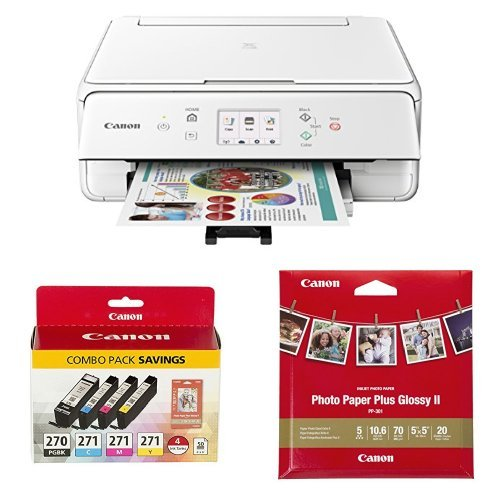 Canon compact ts6020 wireless home inkjet all in one printer copier canon compact ts6020 wireless home inkjet all in one printer copier scanner reheart Image collections