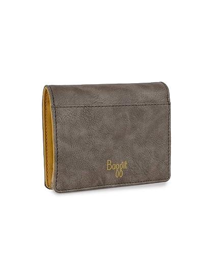 0a6acda53636b Baggit Women s Wallet (Military Green)  Amazon.in  Shoes   Handbags