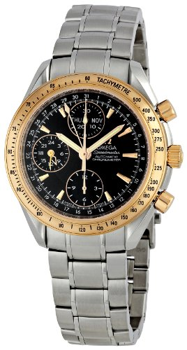 Omega Speedmaster Day Date (Omega Men's 323.21.40.44.01.001 Speedmaster Tachymeter Watch)