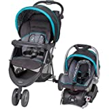 Baby Trend EZ Ride 5 Travel System stroller with EZ Flex-Loc Infant Car Seat - Capri