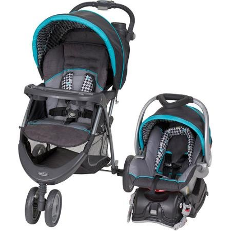 video review baby trend ez ride 5 travel system stroller with ez flex loc infant car seat. Black Bedroom Furniture Sets. Home Design Ideas