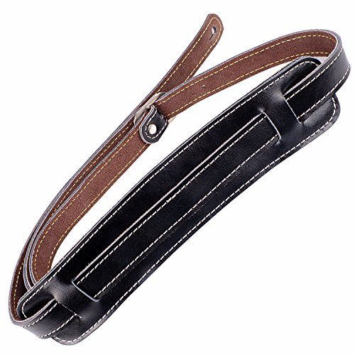 Mugig leather guitar strap guitar accessory adjustable from
