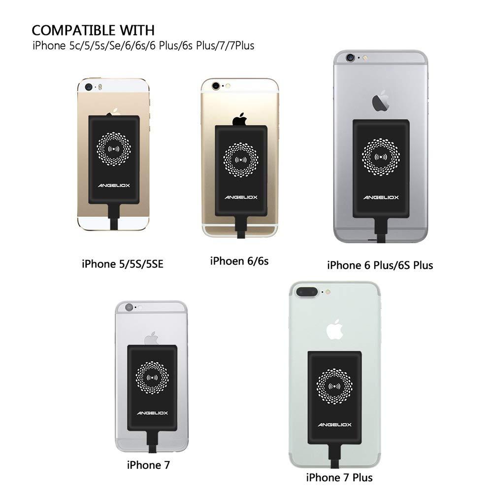 Amazon.com: iPhone inalámbrico Kit de carga para iPhone 7 ...