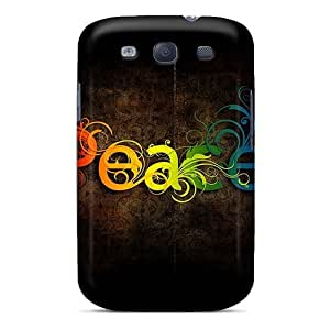 Perfect Peace Case Cover Skin For Galaxy S3 Phone Case