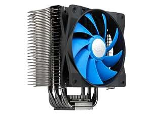 Logisys Gamer Storm Intel/AMD CPU Cooling MC6002GS Black and blue