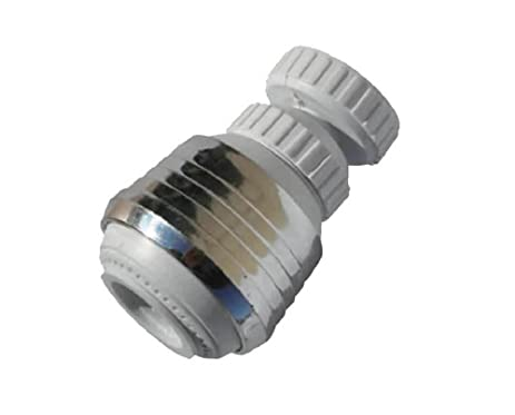 Faucet Sprayer - Aerator 360 Degrees Rotate Swivel Nozzle Filter ...