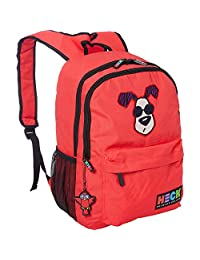 Ed Heck EH100-17B-LKL 17-Inch Backpack, Looking Cool, International Carry-On