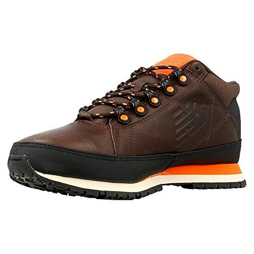 black 5 orange Bo 47 Boots Hl 754 New Balance Brown qxHYzz