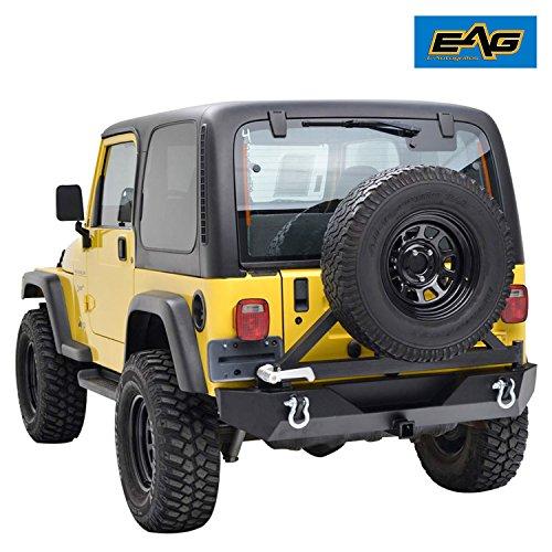 off road bumper rear - 2