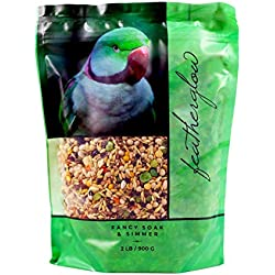 Volkman Seed Featherglow Fancy Soak & Simmer 2lb