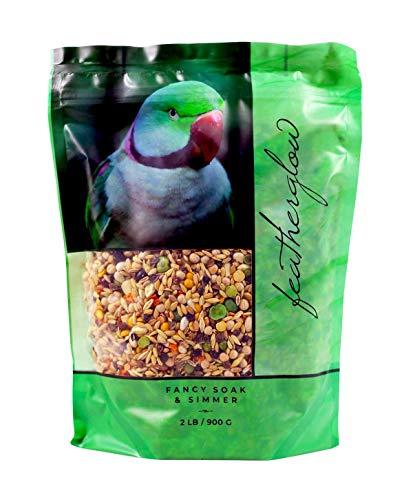 Bird Fancy (Volkman Seed Featherglow Fancy Soak & Simmer 2lb)