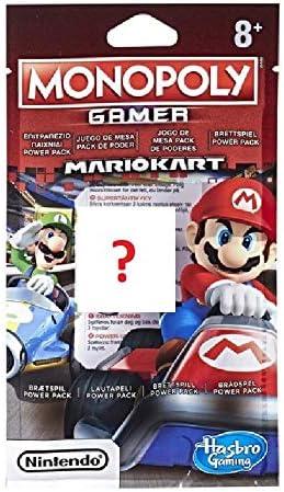 Hasbro Oficial Super Mario Kart Minifigure Pedal para el Monopoly Blind Bag Uno enviado a Caso: Amazon.es: Juguetes y juegos