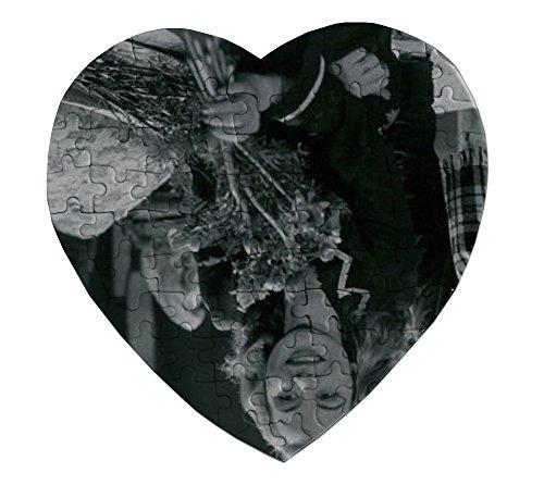 Heartshaped Mystery with Alf Kjellin and Maj-Britt Nilsson