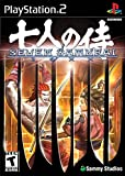 Video Games : Seven Samurai 20XX - PlayStation 2