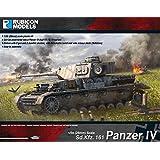 RUBICON MODELS 1/56 IV号戦車 F2/G/H型 RB0010