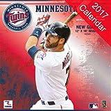 Minnesota Twins 2017 Calendar