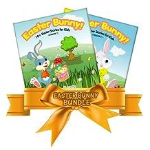 Easter Bunny Bundle!: 20+ Easter Book for Children