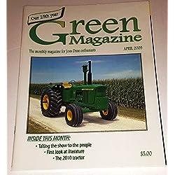 GREEN MAGAZINE The monthly magazine for John Deere