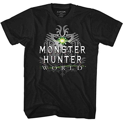 Mondial Jeu Monstre American Classics shirt Pour Homme Hunter Vidéo Tee Chasse qqpYI