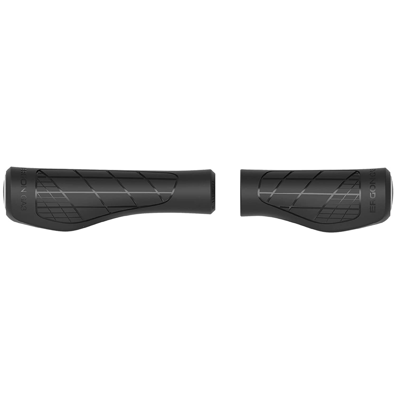 Ergon GA3 Single Twist Shift Grip f/ür MTB und Fahrrad Erwachsene Einheitsgr/ö/ße Unisex