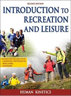 Amazon park and recreation professionals handbook with online introduction to recreation and leisure with web resource 2nd edition fandeluxe Images