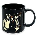 ICUP AC/DC - Highway To Hell Album Cover 20oz. Black Ceramic Coffee Mug