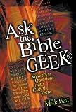 Ask the Bible Geek, Mark Hart, 1569553440