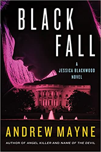 Book Black Fall: A Jessica Blackwood Novel