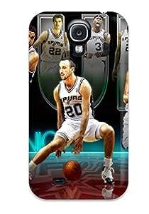 AMANDA A BRYANT's Shop san antonio spurs basketball nba (53) NBA Sports & Colleges colorful Samsung Galaxy S4 cases