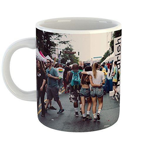 Westlake Art - Coffee Cup Mug - Pda Love - Modern Picture Photography Artwork Home Office Birthday Gift - 11oz (Party City In Charlotte)