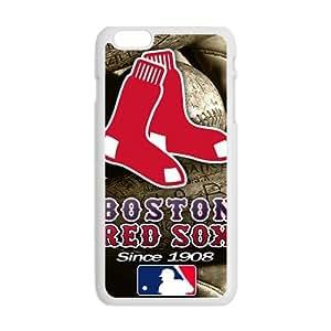 ORIGINE Boston Red Sox Cell Phone Case for Iphone 6 Plus by icecream design