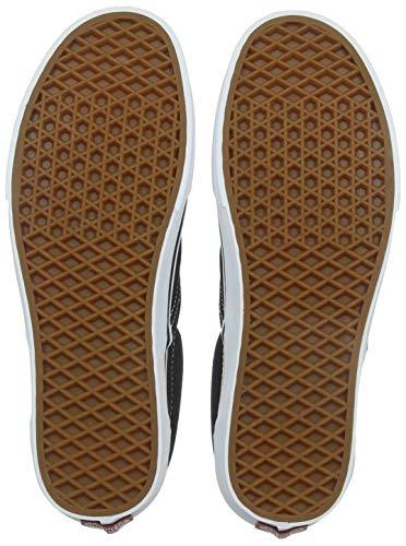 Pictures of Vans Classic Slip-on Skate Shoes - Black VEYECA Black (Canvas) 1