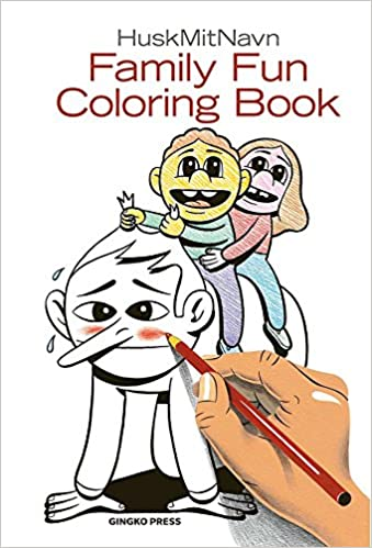 Amazon.com: The Family Fun Coloring Book (9781584236740 ...