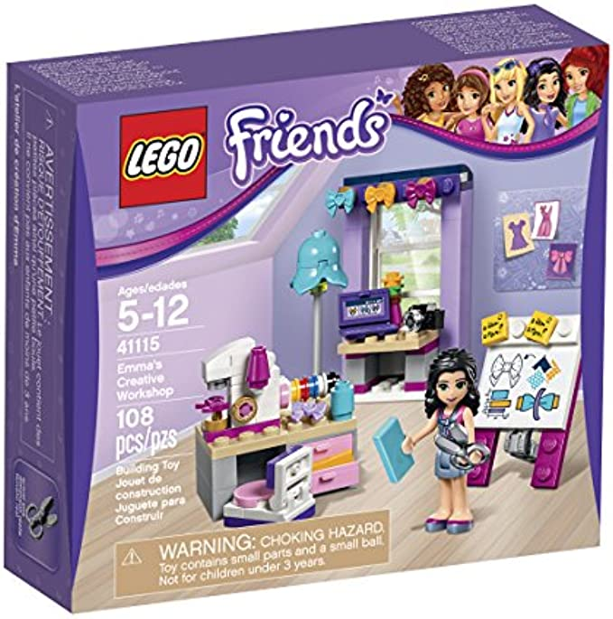 LEGO Friends 41115 Emma's Creative Workshop