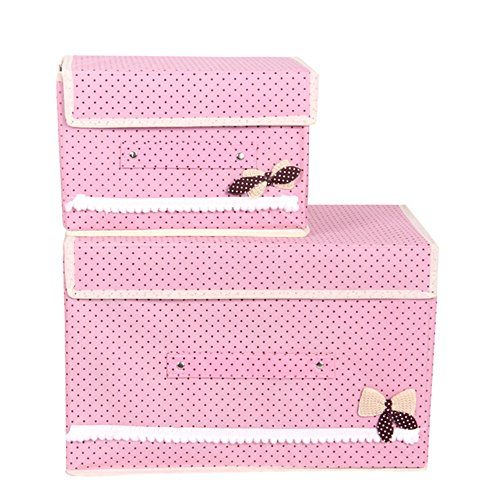 Perfectly Pink Storage Set