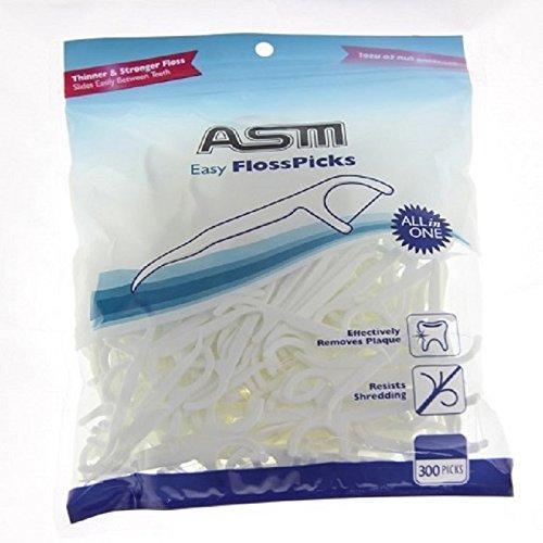 Dental Flosser 300pcs Interdental Brush Teeth Stick Toothpicks Floss Pick Plastic Tooth Picks Ltd.