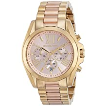 Michael Kors Women's MK6359 - Bradshaw Two-Tone