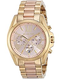 Women's Bradshaw Gold-Tone Watch MK6359