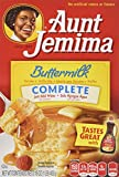 Aunt Jemima Buttermilk Complete Pancake and Waffle Mix 453 g (Pack of 2)