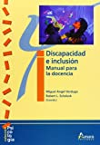 img - for Discapacidad e inclusi n: manual para la docencia book / textbook / text book