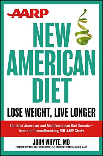 AARP New American Diet: Lose Weight, Live Longer (Lose The Clutter Lose The Weight Reviews)