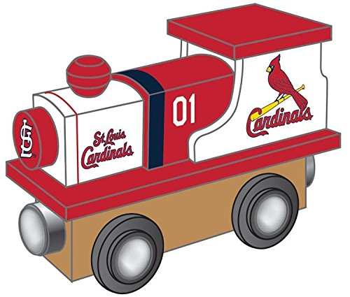 MasterPieces MLB St. Louis Cardinals Toy Train