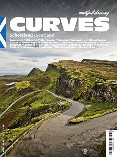 Curves Scotland: Number 8 (English and German Edition)